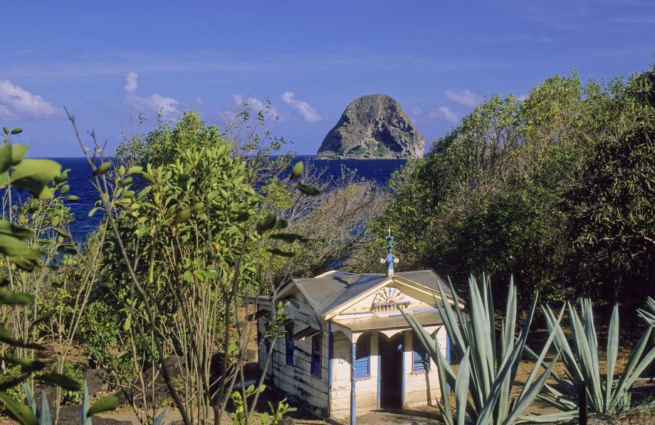Martinique - Diamant - la Maison du Bagnard