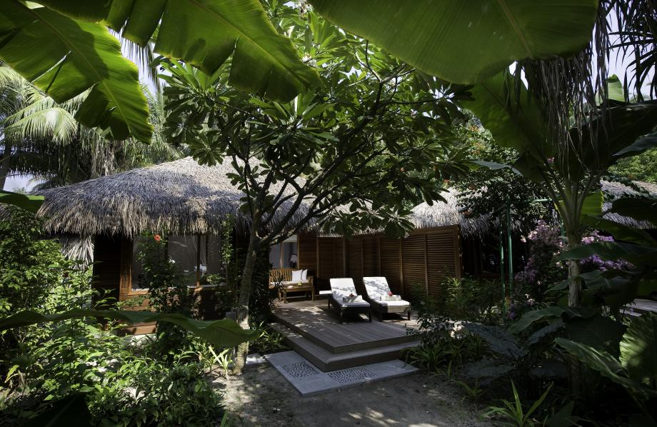 Beach Villa Jacuzzi