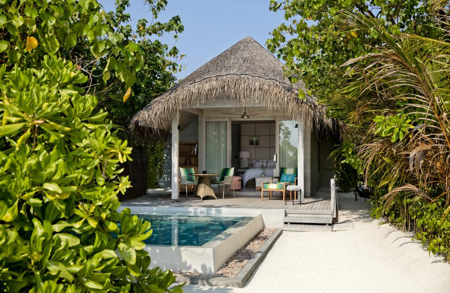Beach Pool Villa