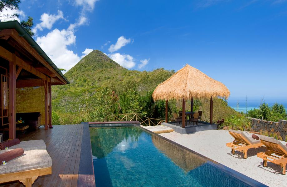 Suite Exclusive Piton Canot