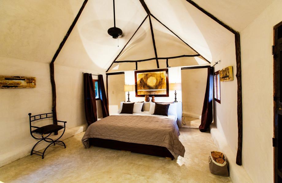Mayan Home