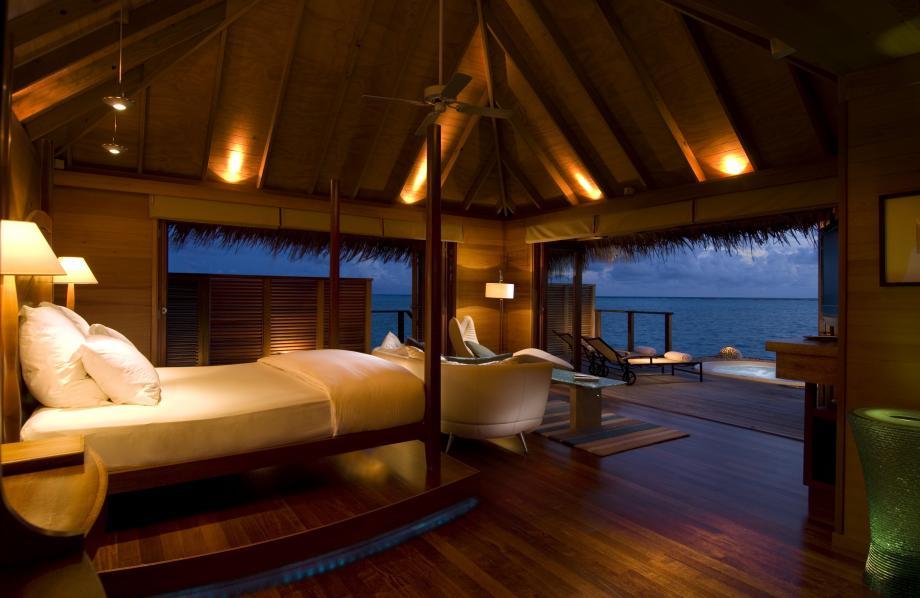 Deluxe Water Villa