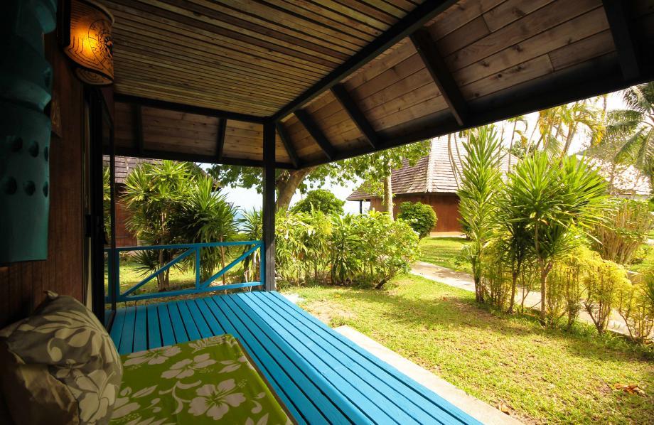 Bungalow Kokoné Jardin