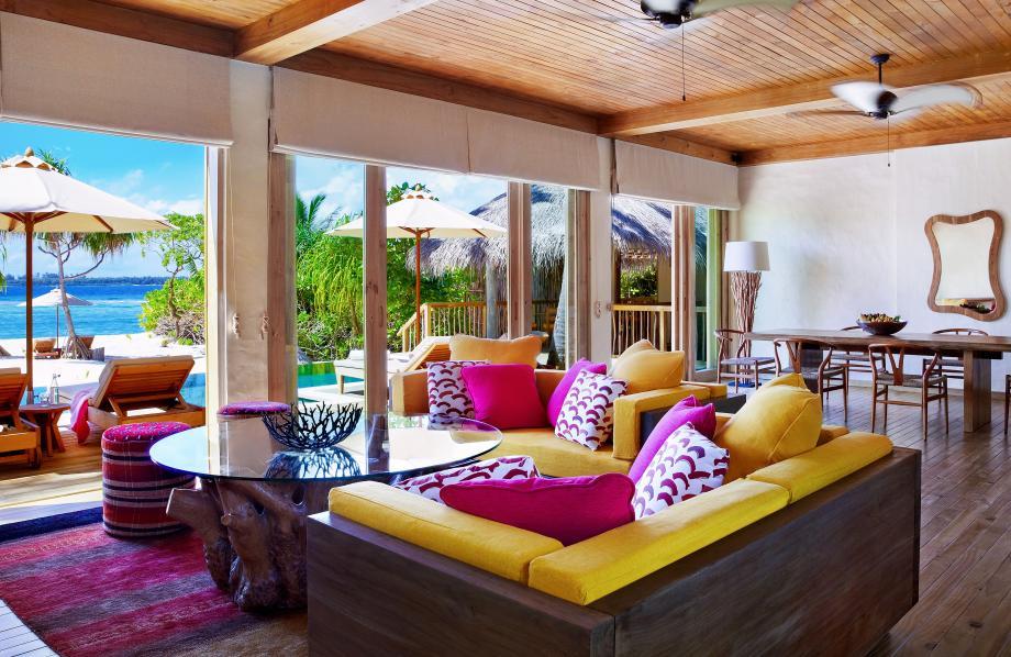 Ocean Beach Villa 2 chambres avec piscine