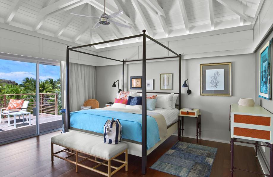 Suite 1 chambre vue mer