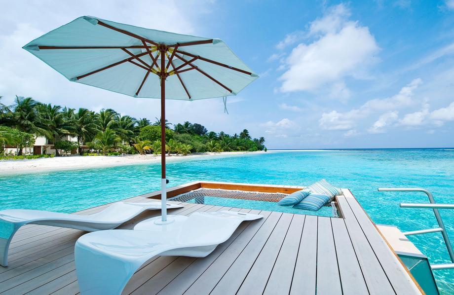 Sea View Overwater Villa