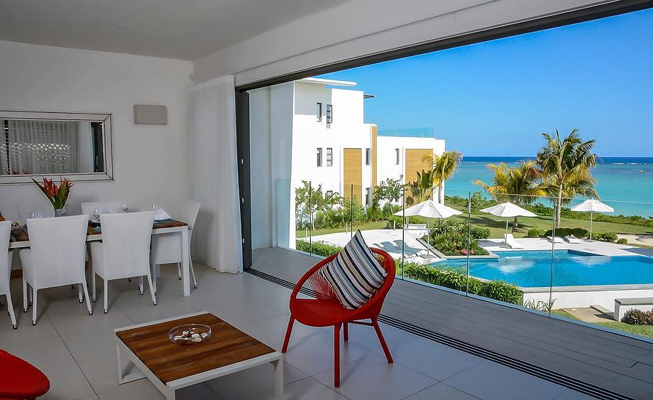Appartement Beachfront