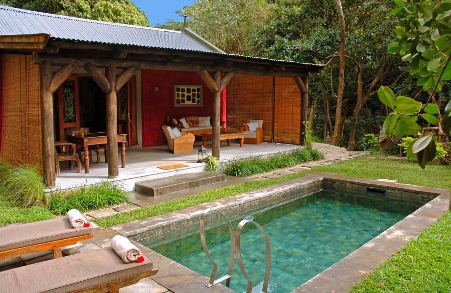 Suite Jardin Piscine