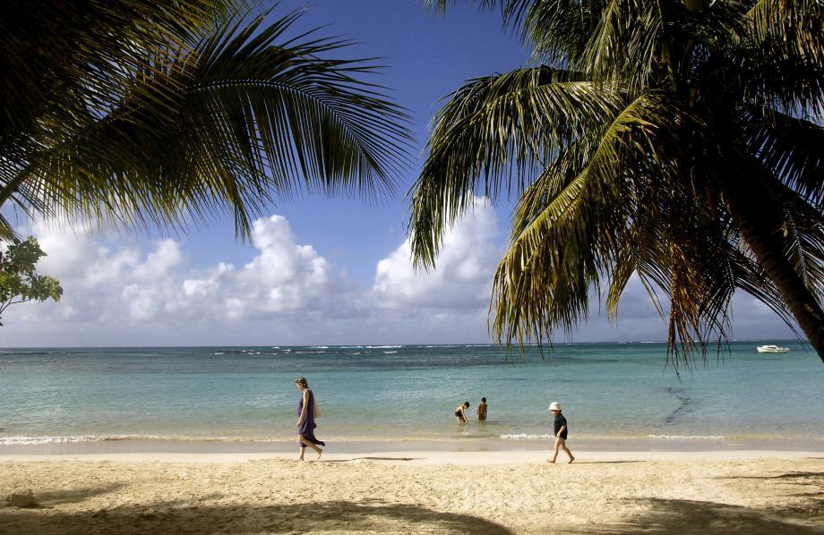 Kitesurf en Guadeloupe à St François