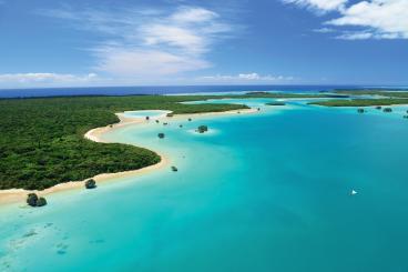 Auto-tour Grande Terre & Île des Pins