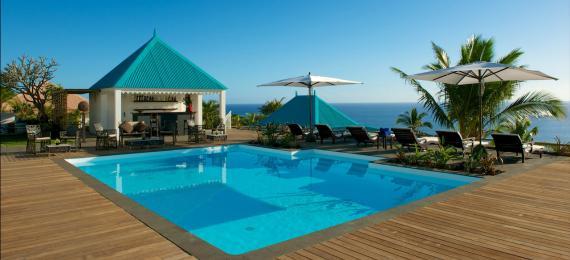 Réunion : hôtel de charme primé