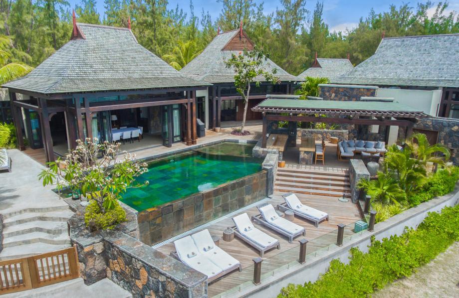 The St. Regis Villa