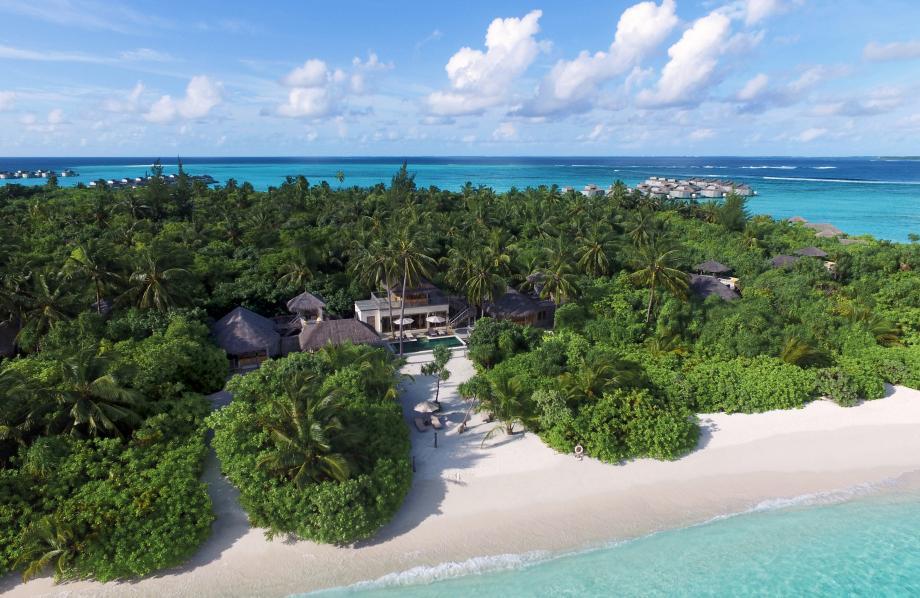 2-Bedroom Ocean Beach Villa with Pool