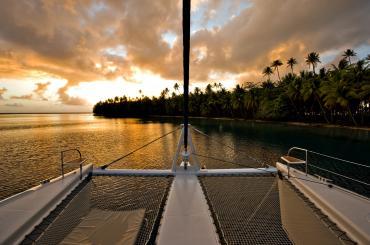 Dream Yacht Tahiti - croisières à la cabine