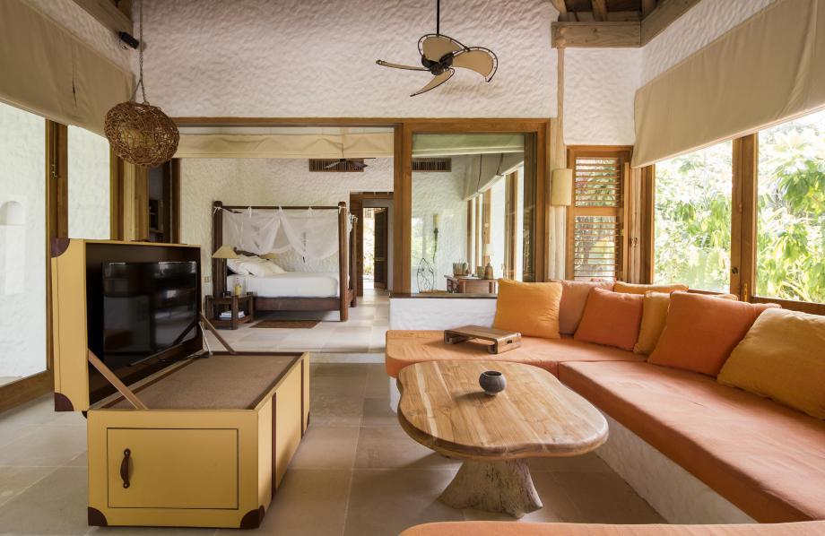 Soneva Fushi Family Villa Suite