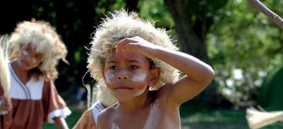Ecoutez la Nouvelle Calédonie...