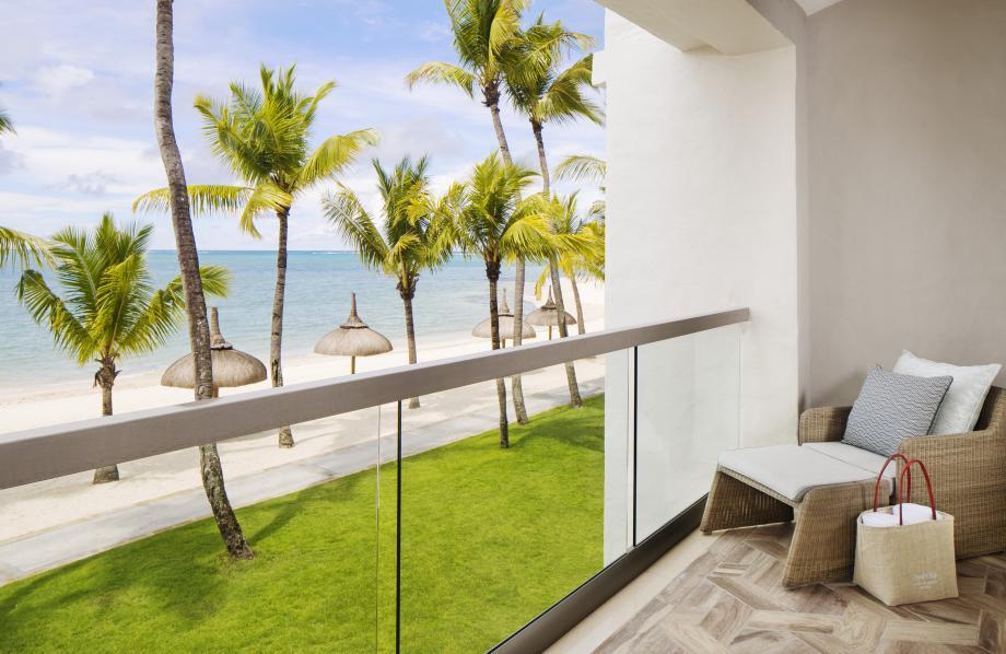 Beach Front Balcony Room